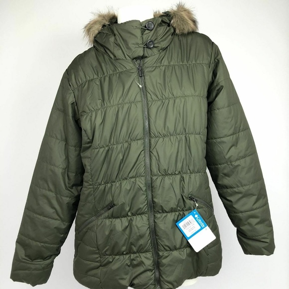 NEW!!! Columbia Womens Surp Sparks Lake Jacket